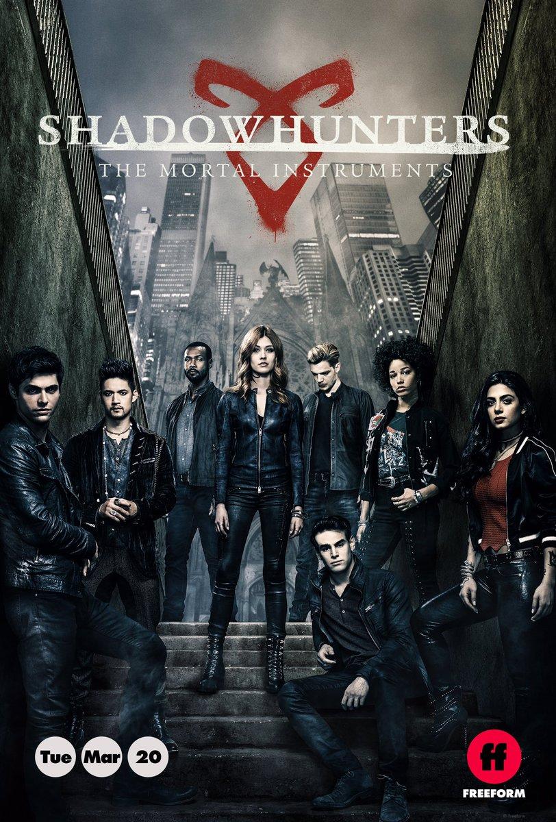 Shadowhunters - Season 3 - Poster