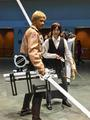Shingeki no Kyojin S2 Sasha and Hannes - shingeki-no-kyojin-attack-on-titan photo
