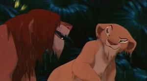 Simba and Nala 5