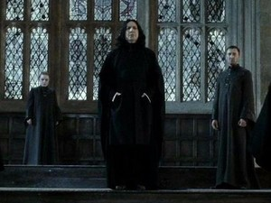 Snape and Carrows