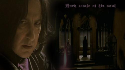 Severus Snape Hintergrund called Snape dark soul
