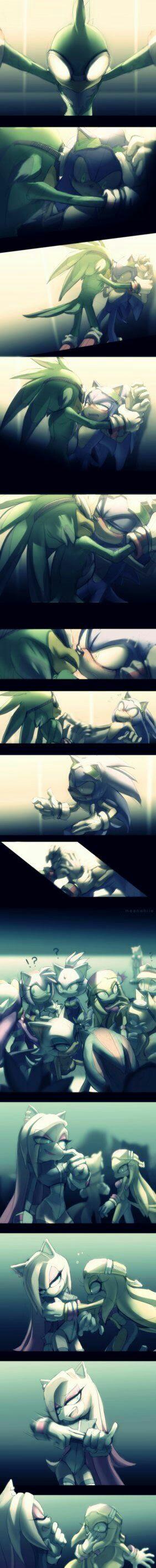 Sonic x Jet