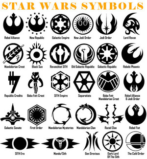 Star Wars Universe - Basic Symbols