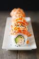 Sushi💚 - sushi photo