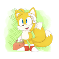 Tails!! - sonic-the-hedgehog photo