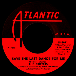 Save The Last Dance For Me On 45 RPM