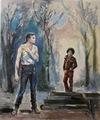 The Legendary Michael Jackson  - mari fan art