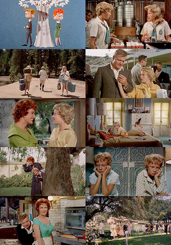Classic Disney wallpaper entitled The Parent Trap Picspam