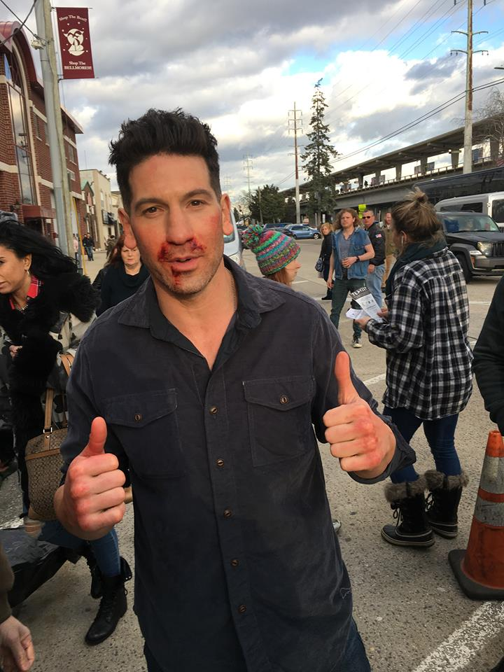 The Punisher Season 2 On Set picture