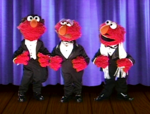 The Three Elmos (Elmo's World)