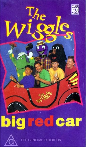 The Wiggles: Big Red Car (1995)