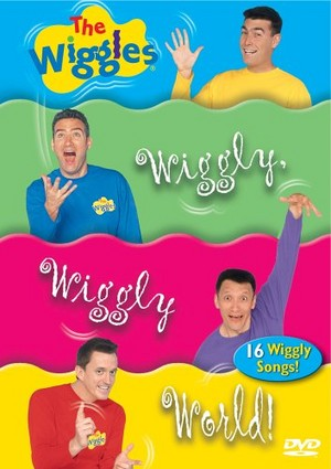The Wiggles: It's a Wiggly Wiggly World (US Cover) (2000)