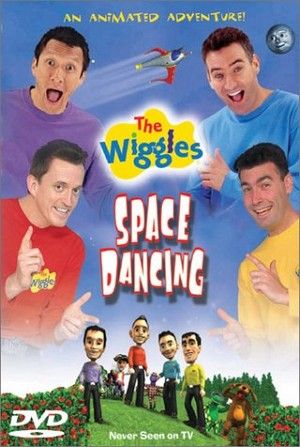 The Wiggles: không gian Dancing (US Cover) (2003)