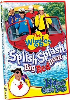 The Wiggles: Splish Splash Big Red barco (2006)