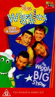 The Wiggles: The Wiggly Big Show (1999)