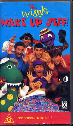 The Wiggles: Wake Up Jeff! (1996)