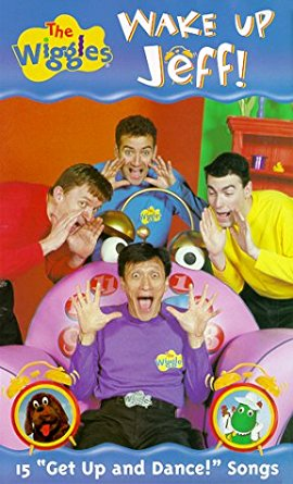 The Wiggles: Wake Up Jeff! (US Cover) (1996)