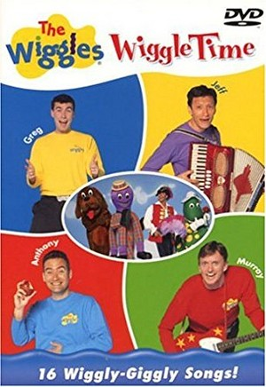 The Wiggles: Wiggle Time (US Cover) (1998)