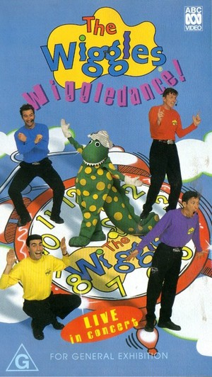 The Wiggles: WiggleDance! Live In konsert (1997)