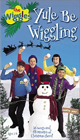 The Wiggles: Yule Be Wiggling (US Cover) (2001)
