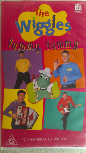 The Wiggles: Yummy Yummy (1998)