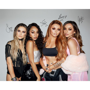 The girls and their signatures