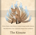 The kitsune personality - teen-wolf photo