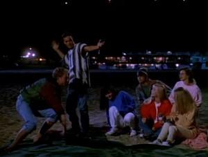 The party pescado
