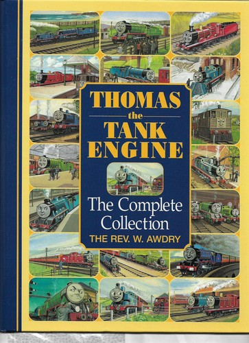 Thomas the Tank Engine wallpaper called Thomas The Tank Engine the complete Collection