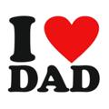Ti amo papà! (I amor tu dad!)
