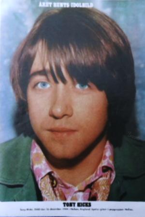 Tony Hicks portrait