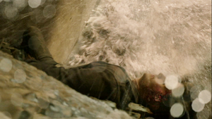 Troy in Sleigh Ride (3x16)