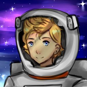 Ven spaceman
