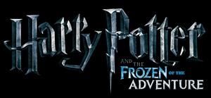 Walt Disney's Harry Potter and the 겨울왕국 of the Adventure (2018) Logo