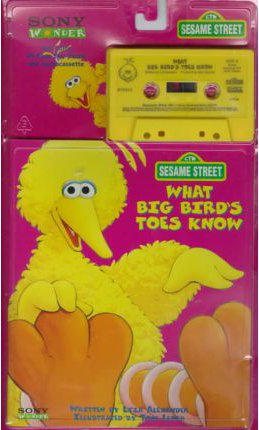 What Big Bird's Toes Know (1994)