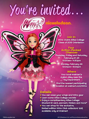 Winx club character (@pinkbloom) news