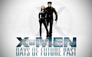 Wolverine & Rogue দেওয়ালপত্র