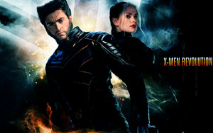 XMen: Revolution wallpaper