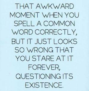 Yep. Happened