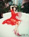 Yvonne Strahovski ~ Fashion Magazine Photoshoot - yvonne-strahovski photo