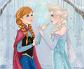 anna and elsa by hettemaudit d70ypvw - elsa-and-anna photo