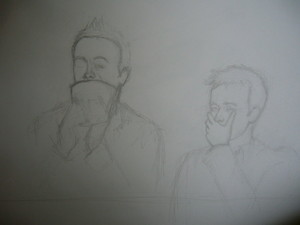 ant and dec wip দ্বারা noseelfcontrol