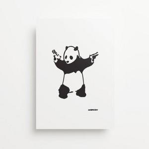 banksyPrint Panda 510x510