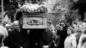 Brian Jones' Funeral In 1969