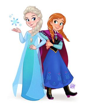 elsa and anna door luigil dbjnhf6