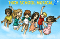 high school musical 2 by weehe - high-school-musical photo