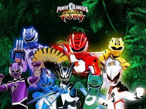 jungle fury power rangers