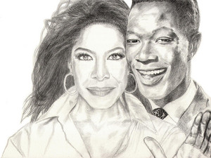 """Natalie And Nat """"King"""" Cole"""