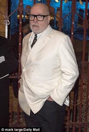 kate middleton's uncle Gary Goldsmith