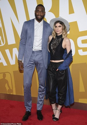 leah labelle vladowski and Rasual Butler